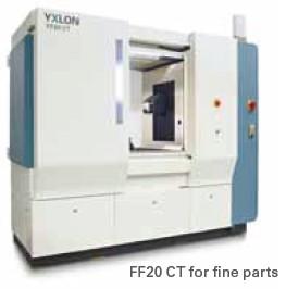 德國  YXLON X-ray  檢測系統
