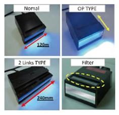 UV-LED線光源