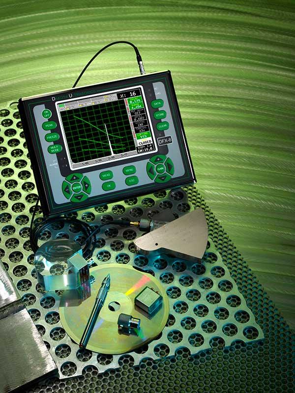 超音波探傷裝置