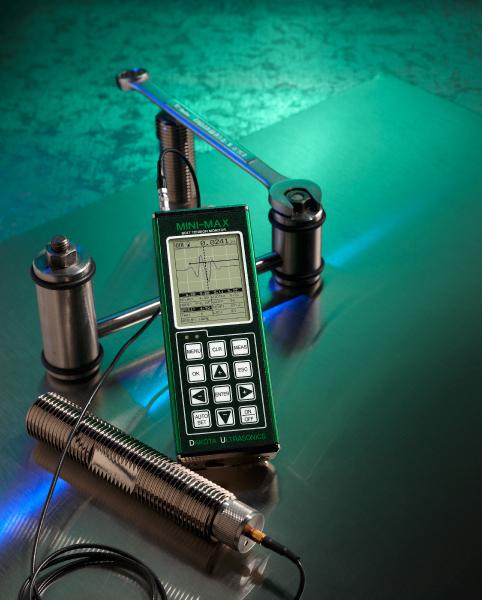 超音波螺栓張力測量裝置