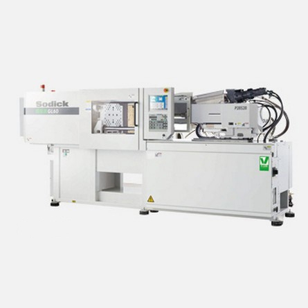 GL60-LSR 臥式熱固性射出成形機