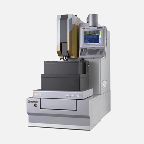 AP1L 線性馬達驅動 小型超精密放電成型加工機