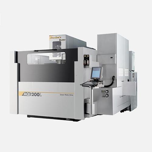 AQ1200L 線性馬達驅動 大型線切割放電加工機